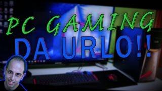 GAMING DA PAURA!! ASUS G11 SERIE ROG