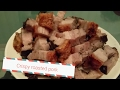 download mp3 dan video How to make crispy Asian roasted pork (heo quay)