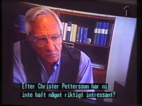 Palmemordet Feb 1996 Del 1 - Svt Striptease norra Magasinet Special video