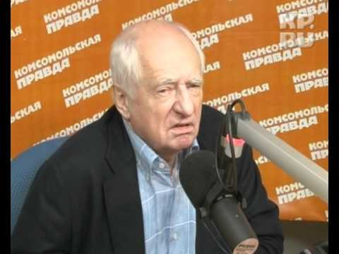 Марк Захаров: Меня восхищал юмор Черномырдина