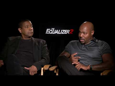 Antoine Fuqua And Denzel Washington Interview About The Equalizer 2 Movie