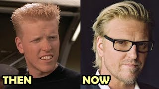 Starship Troopers (1997) Cast: Then And Now 2019