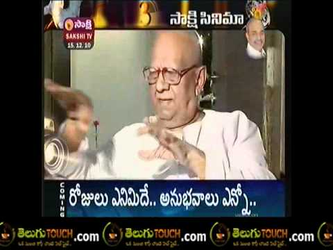 Veteran Director Bapu Turned 78 Today _telugutouch.com