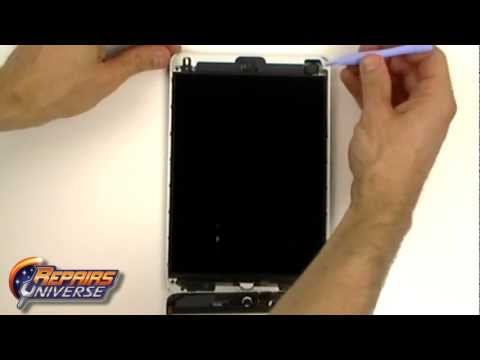 iPad Mini Touch Screen Digitizer Replacement Directions   RepairsUniverse