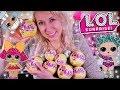 Laleczki LOL Surprise Confetti POP🎉 Otwieramy Niespodzianki Kule 🎉 Openbox
