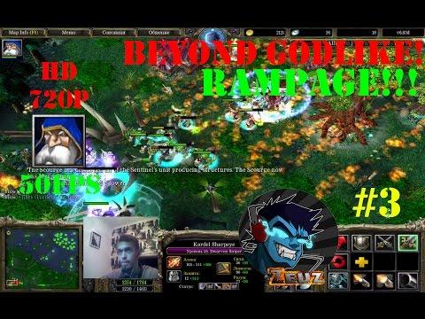 ★DoTa Sniper, Kardel Sharpeye - GamePlay | Guide ★ Beyond Godlike ★ Rampage! #3