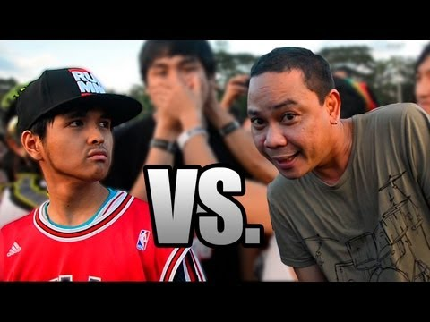 Ep. 5 Pick-up Lines Battle Parody - Jamich Vs. Kuya Jobert (special Edition) video
