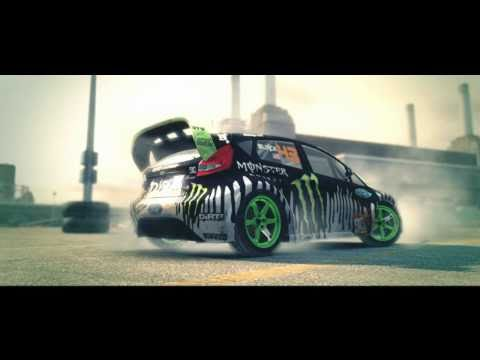 DiRT 3 - DC Compound Gymkhana Trailer Video (HD)