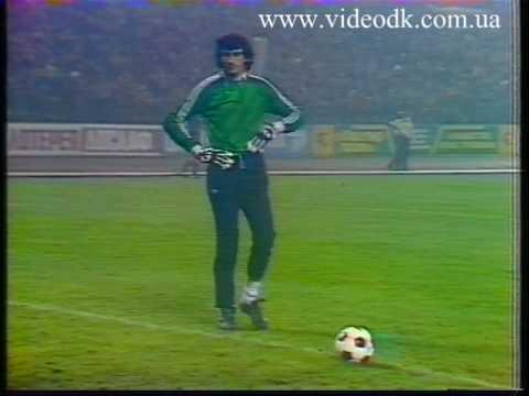 Динамо Киев - Университатя Крайова 1985