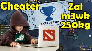 Scripter Cup with Bulldog Zai m3wk and Tobi