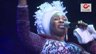 Tope Alabi at  PRAISE THE ALMIGHTY 2019 (THIS IS PROPHETIC)