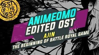 [ANIMEOMO] Ajin - The Beginning of Battle Royal Game (Edited)