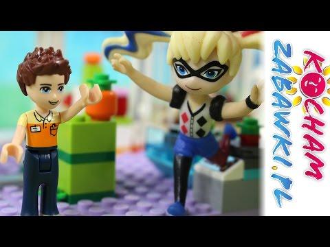 Rozrywkowy Dzień - DC Super Hero Girls & Lego Friends - Bajki dla dzieci
