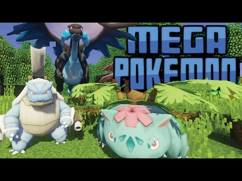NEW MEGA POKEMON & HOW TO GET THEM!   Pixelmon 5.0.2 Update Review