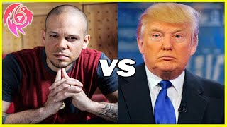 "Residente ""Mata a Donald Trump"" 