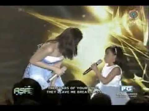 Asap Sarah Geronimo And Lyca Gairanod - Rolling In The Deep 08 17 14 video