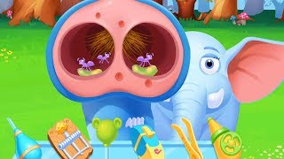 Fun Jungle Animal Care Kids Games - Let's Rescue The Cute Animals - Fun Animal Care Games For Kids