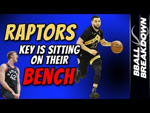 Raptors Key Is Sitting On Their Bench