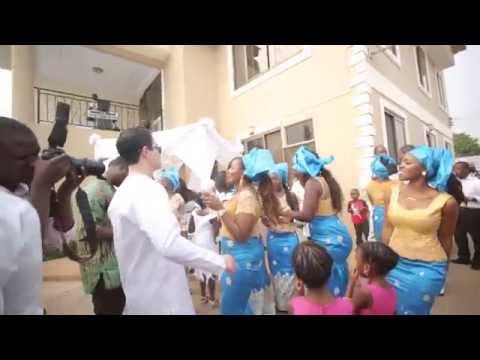 Richard + Phillipa , traditional Marriage  ACCRA , POSSIBLE-IMAGE, GHANA