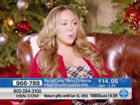 Mariah Carey Merry Chr... Mariah Carey Merry Christmas Youtube