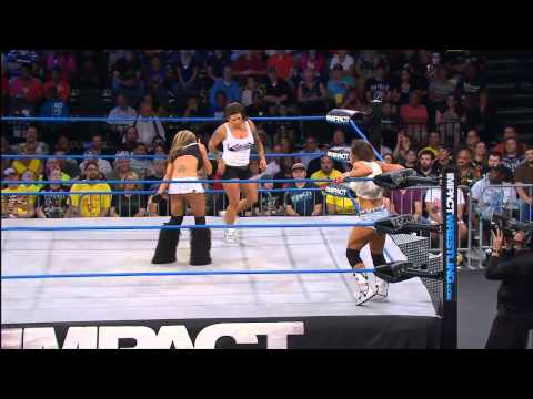 Knockouts Championship Match: Velvet Sky vs. Mickie James - May 23, 2013