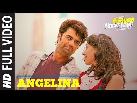 Angelina Full Video Song | Baa Baaa Black Sheep | Sonu Nigam | Anupam Kher, Maniesh Paul