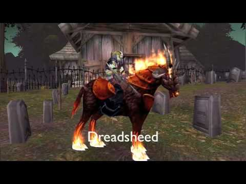 All WOW Mounts