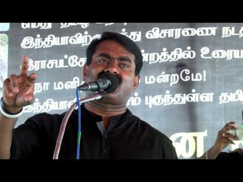 Director Seeman Shares his Experience of Meeting with LTTE Prabhakaran - Must Watch