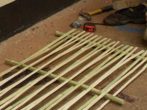 Wattle And Daub Recipe Bamboo Wattle And Daub