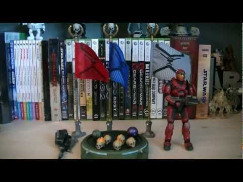 Halo Reach Series 6 Team Objectives 3-Pack Review
