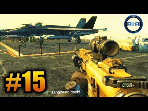 "Call of Duty: Ghosts Walkthrough (Part 15) – Campaign Mission 15 ""ALL OR NOTHING"" (Ghost)"