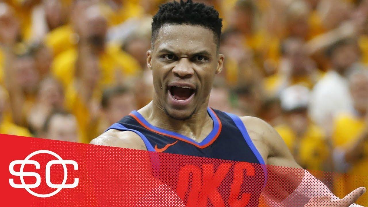 Were Russell Westbrook's reactions to Jazz fans warranted? | SportsCenter | ESPN