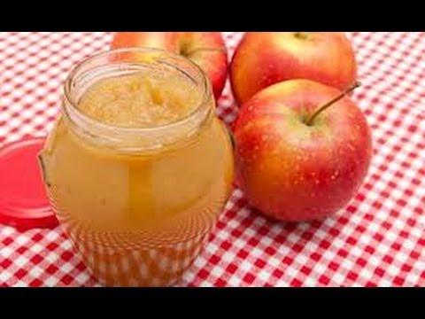 Receta como hacer mermelada de manzana casera silvana - Como hacer melocoton en almibar ...
