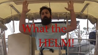 What The Helm Diesel Water impeller incident on sailboat The Boat Life Sailing Adventure travel vlog