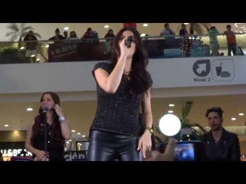 Maite Perroni - Showcase Parque Lindavista (completo)