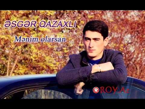 Esger Osmanov Menim Olasan ceyranim  2015 Yeni
