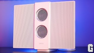 Electrostatic Bluetooth Speaker? : BenQ Trevolo S REVIEW