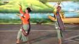 JANGGAY: Philippine Folk Dance