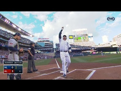 2014 ASG: Cabrera extends lead with a two-run homer
