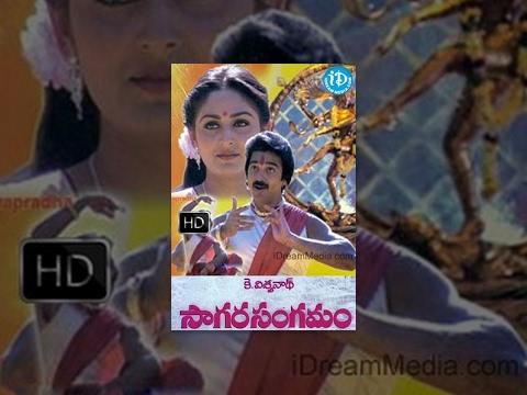 Sagara Sangamam (1983) - HD Full Length Telugu Film - Kamal...