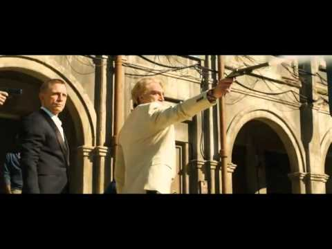 New SKYFALL 2012 International TRAILER