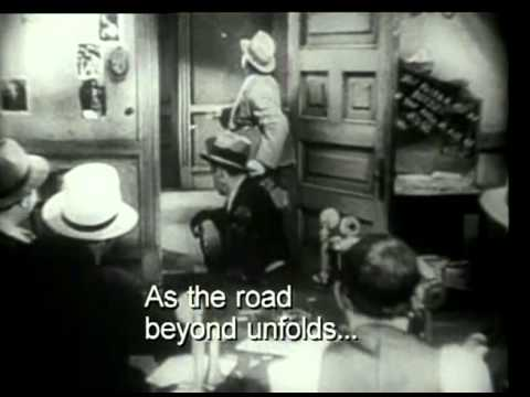 THE FRONT PAGE (1931) - Full Movie - Captioned