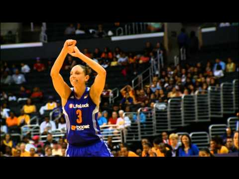 Best of Phantom: Diana Taurasi vs Candace Parker