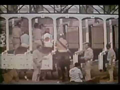 Secretariat Belmont Stakes 1973 & extended post race coverage
