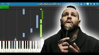 Download Lagu Zombie- bad wolves(piano tutorial) Gratis STAFABAND