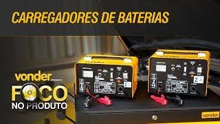 Carregadores de Baterias VONDER