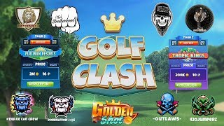 Golf Clash - T7, T9 and Golden Shot