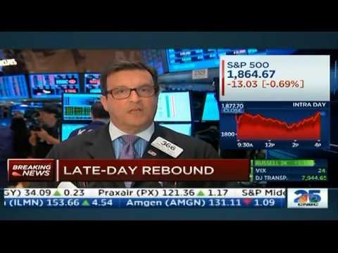 Mark Martiak   CNBC Closing Bell 10 15 2014