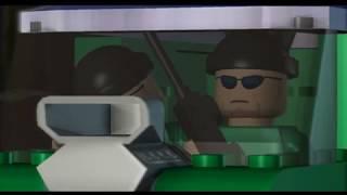 LEGO Batman: The Videogame Прохождение - Часть 3 - БРОНЕВИК ДВУЛИКОГО