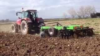 ugurtar goble diskaro / ugurtar goble disc harrow
